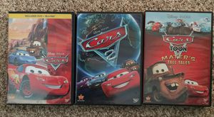 Disney Cars DVDs and Blu-Ray for Sale in Littleton, CO