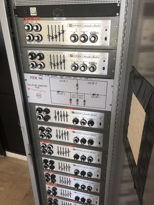 Bogan sound equipment full board with rack system $499 for Sale in Miami, FL