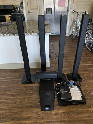 Samsung Home Theater System for Sale in Pearland, TX