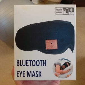 Sleep Headphones Bluetooth, Upgraded Sleep Mask Bluetooth Headphones- Ultra Thin HD Stereo Speakers Eye Mask for Sleeping, Soft and Handsfree, Long P for Sale in Corvallis, OR