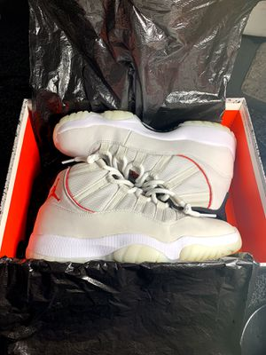 Jordan 11 platinum tint for Sale in Lawrence, MA