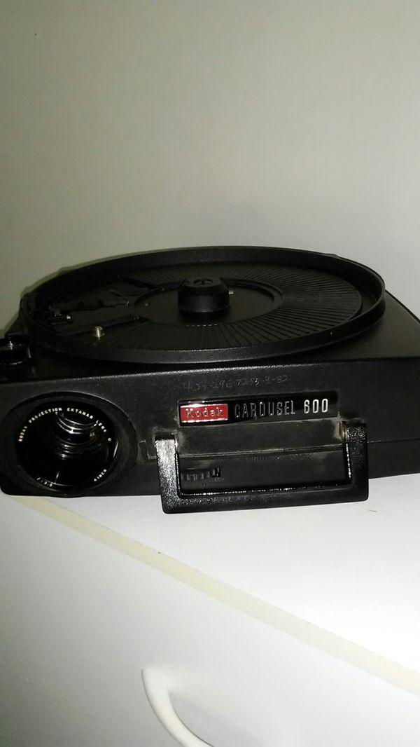 Vtg Kodak Carousel 600 Projector For Sale In Lilburn Ga