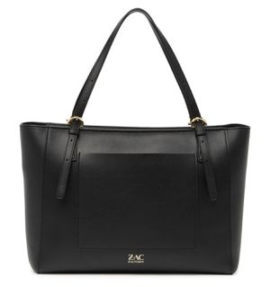 ZacPosen top zip leather tote bag new for Sale in Federal Way, WA