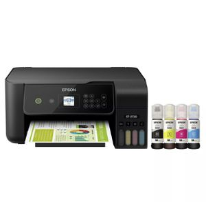 Epson EcoTank ET-2720 Wireless All-in-One Color Supertank Printer - Black for Sale in Huntington Beach, CA