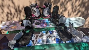 HIS AND HERS SNOWBOARDS. for Sale in Payson, AZ
