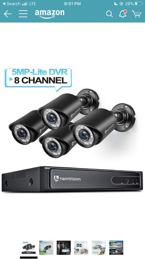 Brand new Security camera for Sale in Baton Rouge, LA