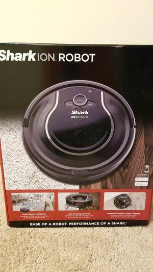 Shark ion robot vacuum cleaner for Sale in Laurel, MD