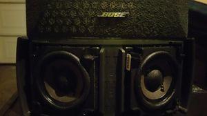 Single Bose speaker in perfect condition. for Sale in Modesto, CA