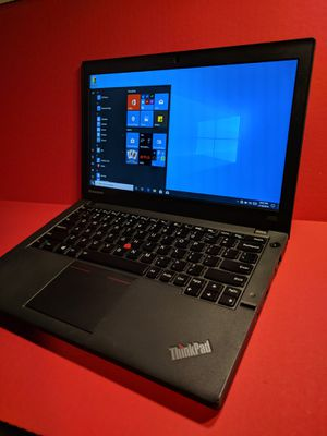"Ultrabook Lenovo X240 12.5"" LCD Core i5 2.9GHz 8GB RAM 240GB SSD Windows 10 Pro for Sale in Staten Island, NY"