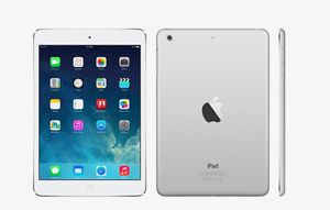 Apple iPad Mini 3 White 128mb WiFi + Cellular w/ Case $ Charger for Sale in New York, NY