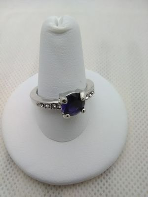 Purple Stone Fashion Ring Size 9 for Sale in Columbus, OH