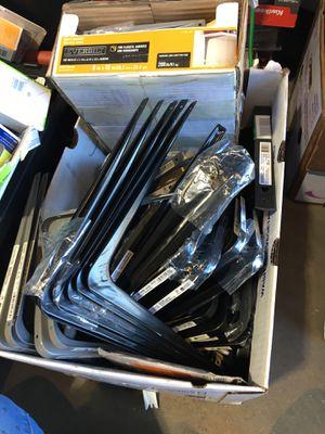 Shelf bracket each $1 for Sale in Garden Grove, CA