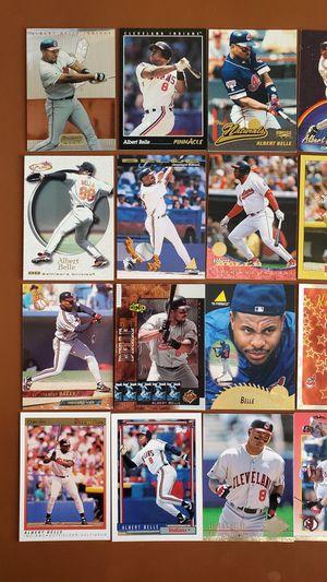 Baseball Cards - Albert Belle for Sale in Noblesville, IN
