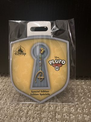 Disney Pluto 90th Anniversary key pin for Sale in Parker, CO