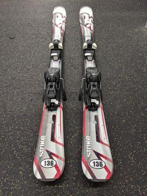 K2 Amp Strike 136cm Downhill Ski with Salomon Binding for Sale in Northbrook, IL