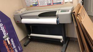 Hewlett-Packard DesignJet 500 Large Inkjet Printer for Sale in Colorado Springs, CO