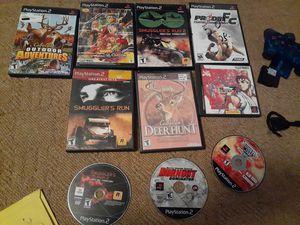 Video juegos para ps2 y uno de ps1 for Sale in Quinlan, TX