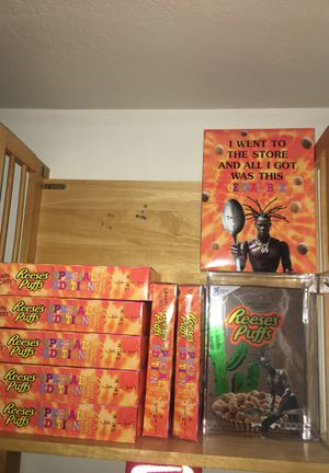 TRAVIS SCOTT CEREAL for Sale in Berkeley, CA