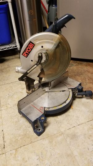 Ryobi miter saw for Sale in Austin, TX