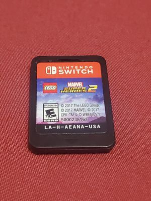 Nintendo Switch Marvel Super Heroes 2 for Sale in Tempe, AZ