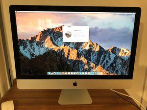 "27"" iMac 5K Retina i5-3.5GHz 8GB RAM 1.TB Fusion Drive (late-2014) for Sale in Gulf Breeze, FL"