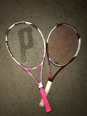 Prince Tennis Rackets for Sale in Orlando, FL