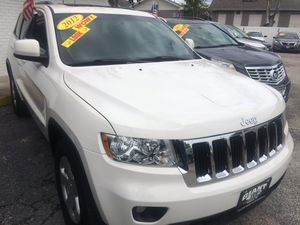 2012 Jeep Grand Cherokee 82 k miles Leather -Navigation- Sunroof for Sale in Houston, TX