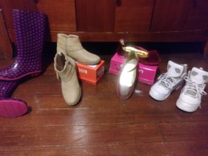 Girls shoes size 2 for Sale in Zion, IL