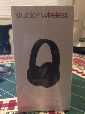 Dr. Dre Studio 3 Wireless Beats for Sale in Troy, MI