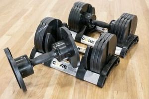 Adjustable Dumbbell Set (50 lbs each) for Sale in Los Angeles, CA