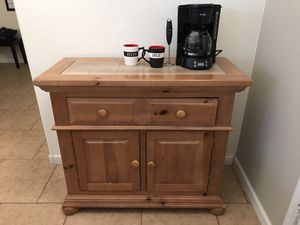 Coffee Bar or Buffett for Sale in Peoria, AZ