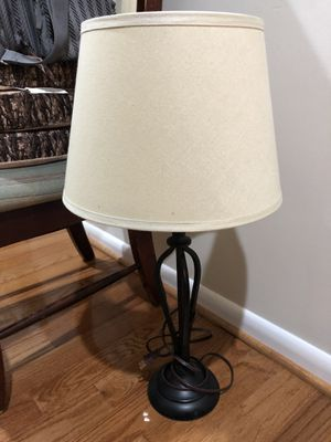 Side Lamp for Sale in Falls Church, VA