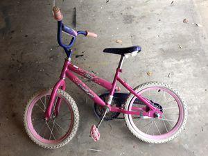 Girl's 16 inch bike for Sale in Fresno, CA