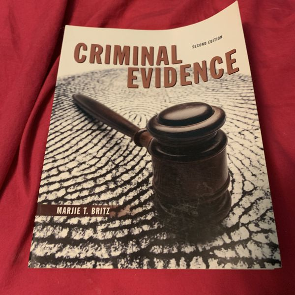 Criminal Evidence 2nd Edition