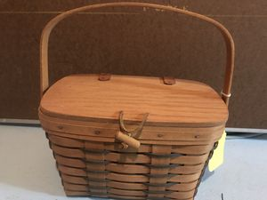 Longaberger Heartland Purse Basket for Sale in Canton, MI