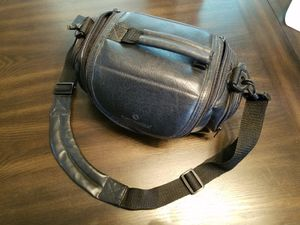 Leather Camera Bag Perfect for DSLR for Sale in Everett, WA