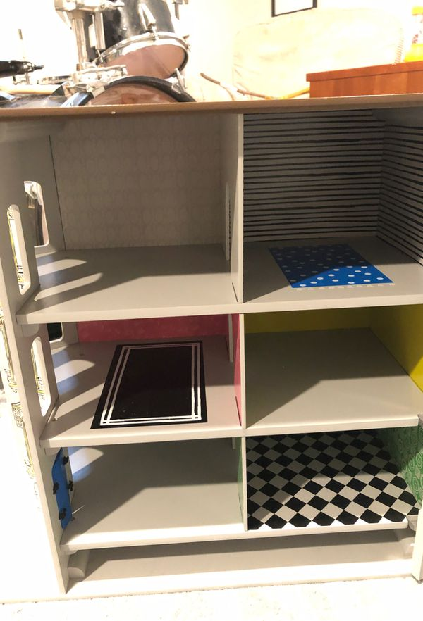 Crate and kids dollhouse