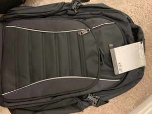Brand new! Kenneth Cole backpack 17.3 inch for your laptop space for Sale in Las Vegas, NV