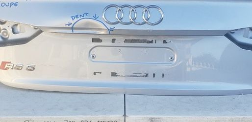 2017 2018 2019 AUDI RS5 s5 COUPE TRUNK LID OEM for Sale in Compton,  CA