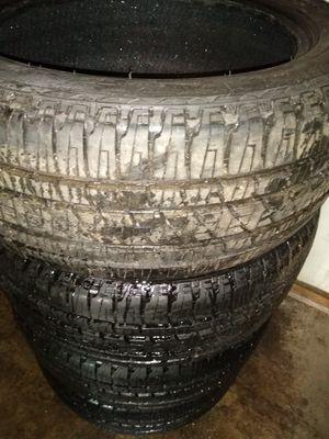 Tires 255/50R19 Bridgestone Dueller M+S for Sale in Columbus, OH