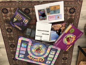 Robert Kiosaki Cash Flow board game for Sale in Las Vegas, NV
