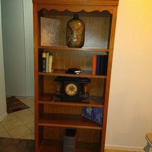 Bookshelf, 32 Width X 11 Depth X 72 High for Sale in Los Angeles, CA