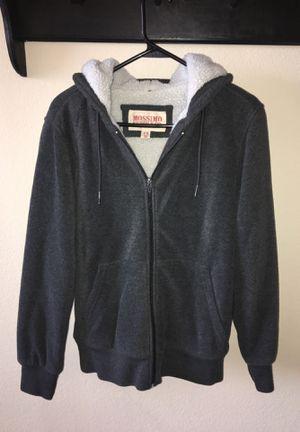 Grey Fleece Jacket for Sale in Tempe, AZ