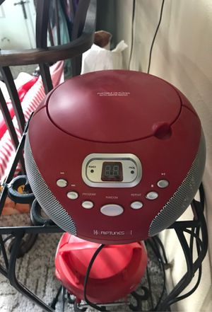 Two Portable CD player with radio. for Sale in Roy, WA