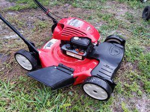 "Lawn Mower Troy-Bild 5.5hp, 22""cut, self propelled for Sale in Miami, FL"