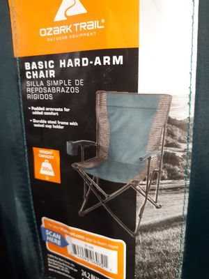 Ozark Trail Portable Chair New for Sale in Hollywood, FL