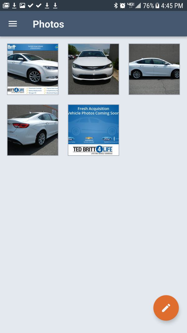 2015 Chrysler 200C 25978miles Finance all qualify TAX ID Wellcome 🚗🚗🚗✒💰