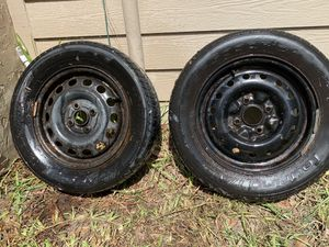 Rims and tires for Sale in Jacksonville, FL