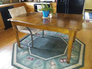 Oak kitchen table for Sale in Berea, KY