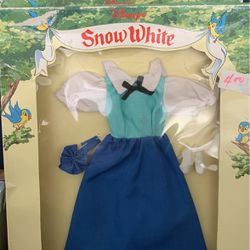 Disney Collectable Snow White Barbie Dress for Sale in Escalon,  CA